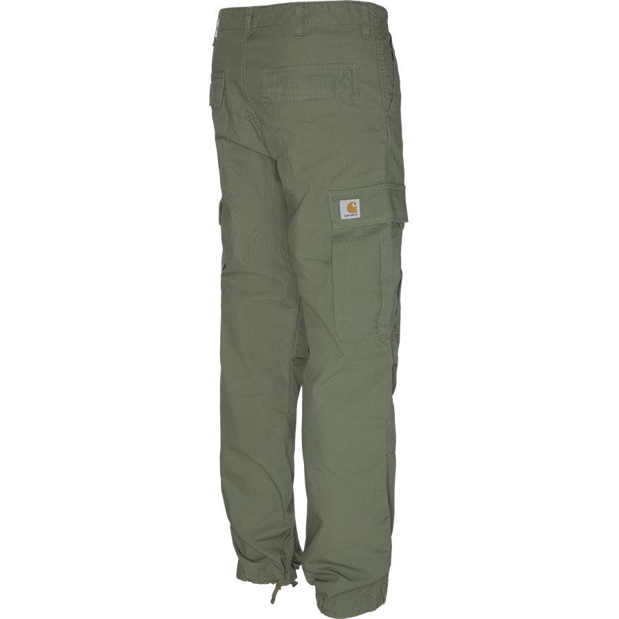 REGULAR CARGO PANT-I015875 - Cargo Pants - Bukser - Regular - DOLLAR GREEN RINSED - 3
